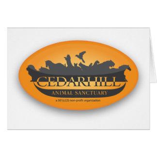 Cedarhill Logo Card
