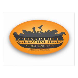 Cedarhill Logo Postcard