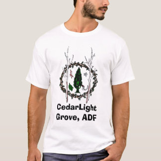 CedarLight Grove, ADF T-Shirt
