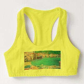 Cefalu Beach - Sports Bra