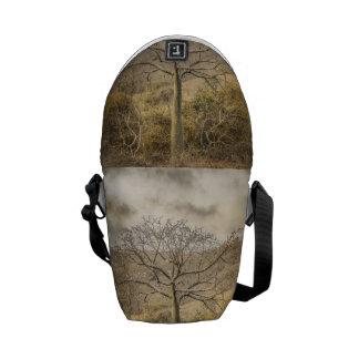 Ceiba Tree at Dry Forest Guayas District - Ecuador Messenger Bag