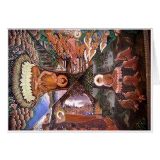 Ceiling Artwork Card