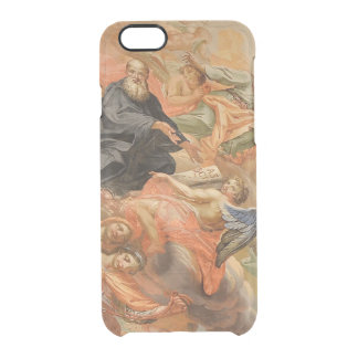 Ceiling Mural Church of San Giuseppe Italy Clear iPhone 6/6S Case