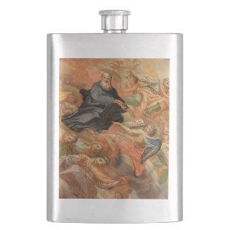 Ceiling Mural Church of San Giuseppe Italy Flask