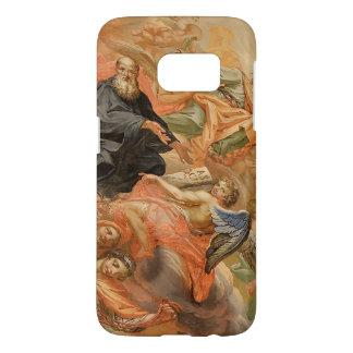 Ceiling Mural Church of San Giuseppe Italy Samsung Galaxy S7 Case