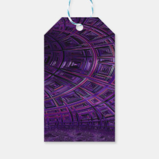 Ceiling Stare Fractal 2 Gift Tags