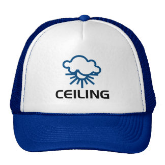 Ceiling - Weather Sun & Clouds Trucker Hat