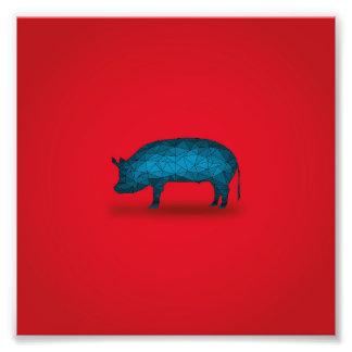 Cela fera le porc… photos d'art