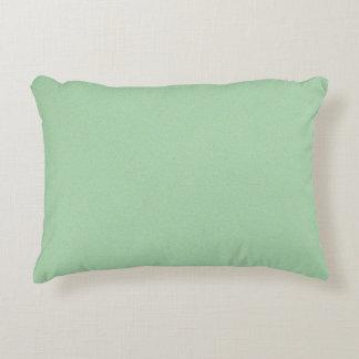 Celadon Star Dust Decorative Pillow