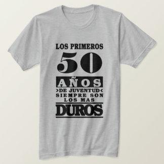 Celebra tu Edad, no importa cuantos sean. T-Shirt