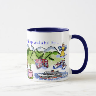 celebrate 90 revised mug