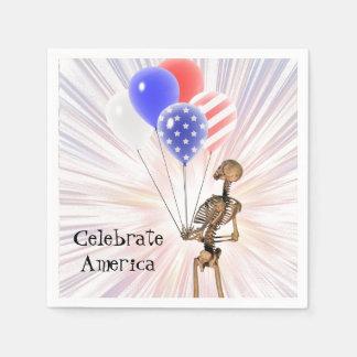 Celebrate America Napkin