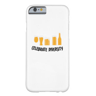 Celebrate Beer Diversity Funny  Drinker Gifts Barely There iPhone 6 Case