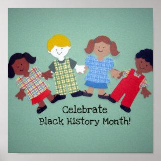Celebrate Black History Month! 2 Poster