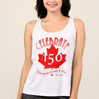 Celebrate Canada 150 Years - All Sport Tank