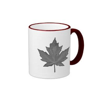 Celebrate Canada Day Ringer Mug