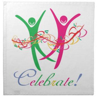 Celebrate! Cloth Napkins