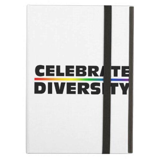 Celebrate Diversity iPad Covers