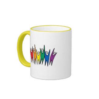 Celebrate DIversity Mugs