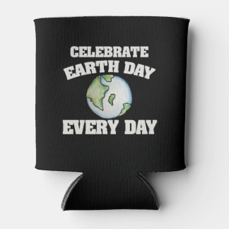 Celebrate earth day every day can cooler