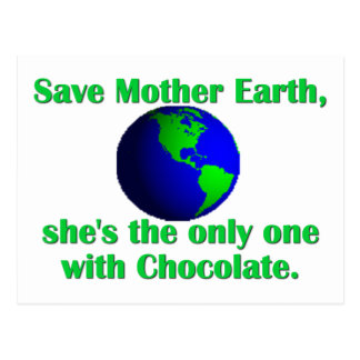 Celebrate Earth Day Postcard