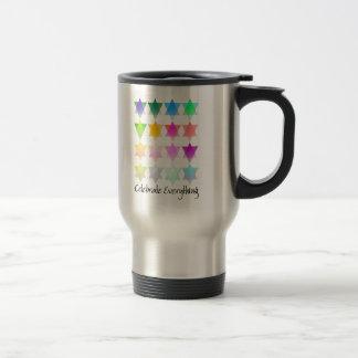 Celebrate Everything Travel Mug