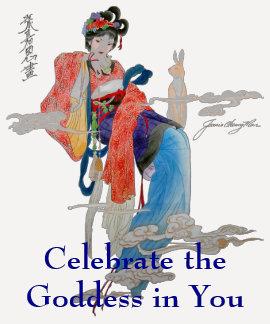 Celebrate Goddess Raglan Tee Shirts