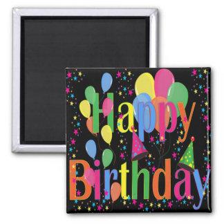 Celebrate Happy Birthday Magnet