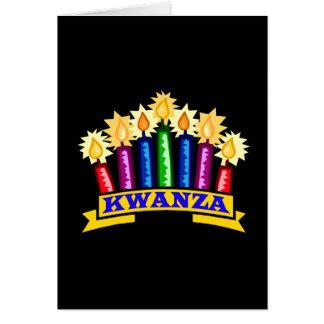 Celebrate KWANZA Card