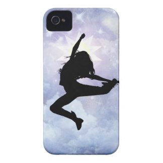 Celebrate life and light iPhone 4 cover