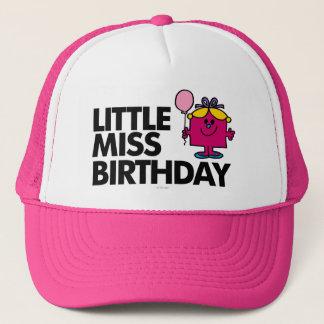 Celebrate Little Miss Birthday Trucker Hat