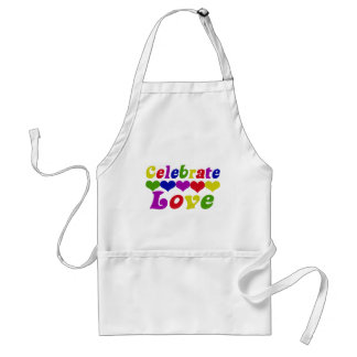 Celebrate Love Aprons