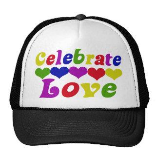 Celebrate Love Hats