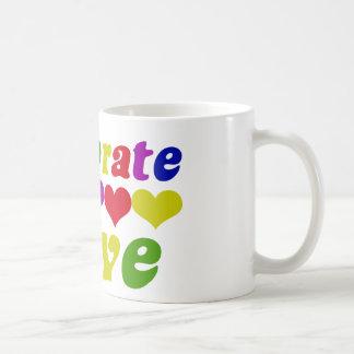 Celebrate Love Mug