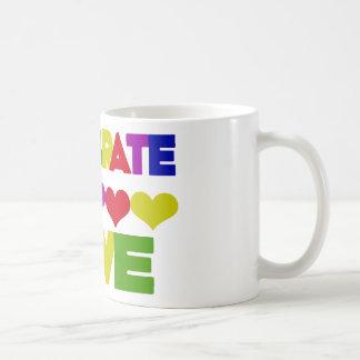 Celebrate Love Mugs