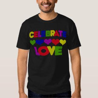 Celebrate Love Tee Shirt