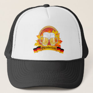 Celebrate Oktoberfest German Beer Festival Trucker Hat