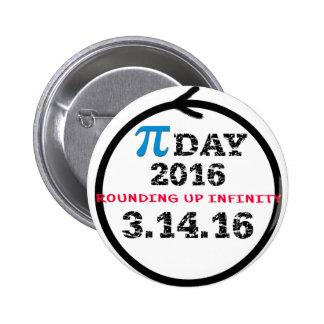Celebrate Pi Day 2 Inch Round Button