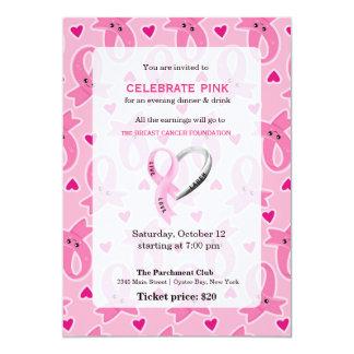 Celebrate Pink event Card