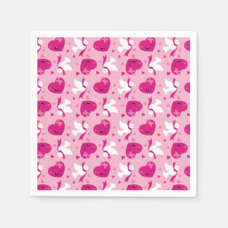 Celebrate pink event disposable napkin