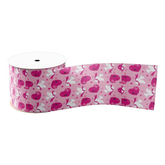 Celebrate Pink event Grosgrain Ribbon