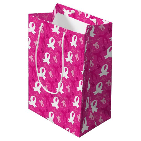 Celebrate pink event medium gift bag