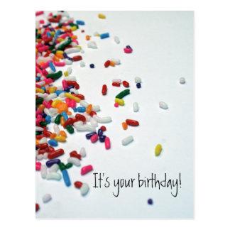 Celebrate! postcard