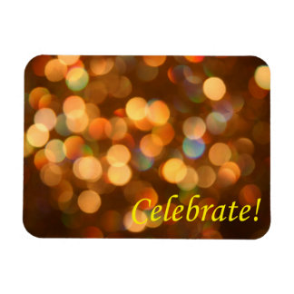 Celebrate! Rectangle Magnet