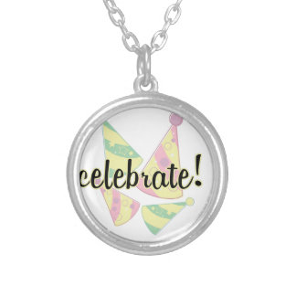 Celebrate Silver Plated Necklace