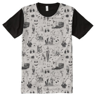 Celebrate Spooky - Pattern All-Over-Print T-Shirt
