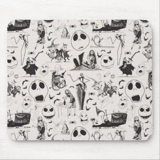 Celebrate Spooky - Pattern Mouse Pad