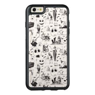 Celebrate Spooky - Pattern OtterBox iPhone 6/6s Plus Case