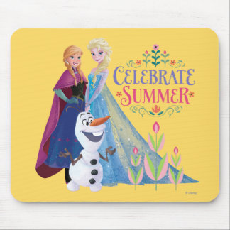Celebrate Summer Mouse Pad