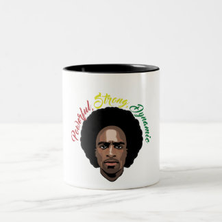 Celebrate the Black Man Coffee Mug